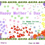 This is specially for my beloved mummy!