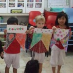 Our beautiful creations of the banners.