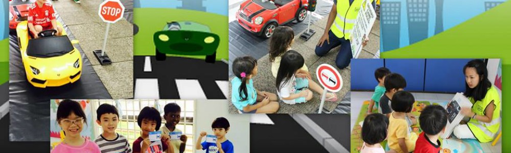 Road Safety Programme and Bouncy Castle